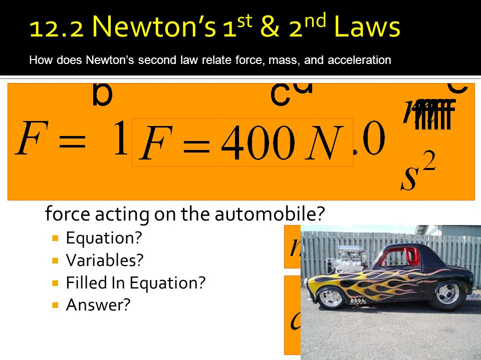 S24 Define The Following Terms A Weight B Gravity C Friction. 121 Force 122 Newton's 1st 2nd Laws How Does Second Law Relate. Worksheet. Newton S Second Law And Weight Worksheet Answer Key At Mspartners.co