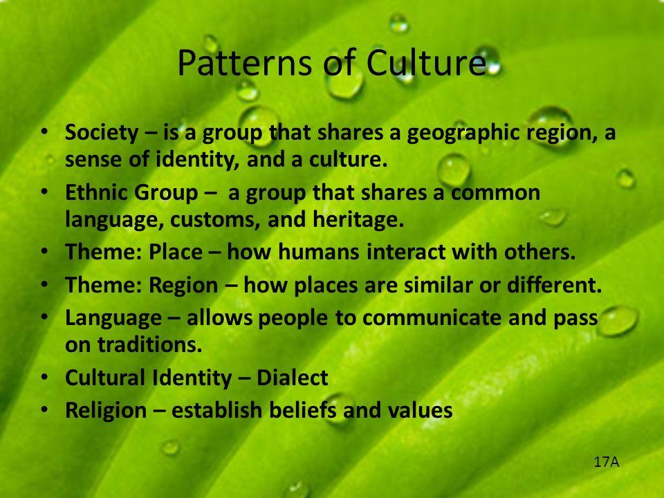 Culture Ppt Download Custom Patterns Of Culture