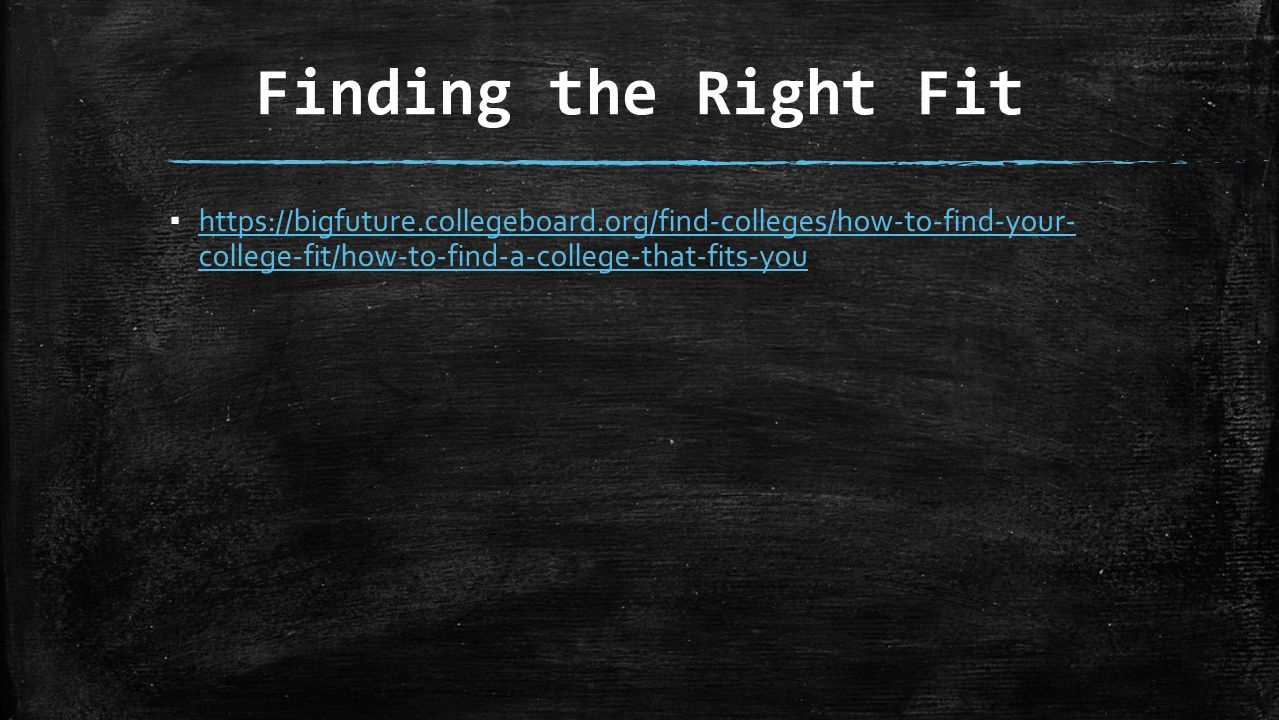 Finding the Right Fit   college-fit/how-to-find-a-college-that-fits-you.