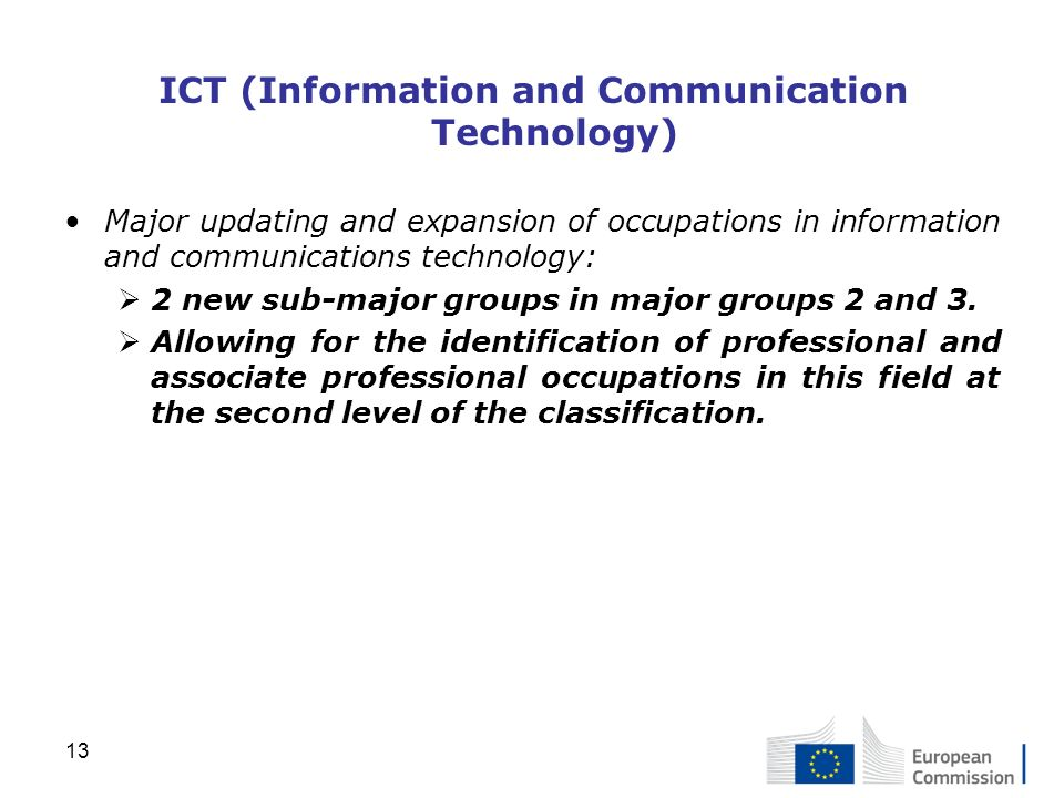ICT (Information and Communication Technology)