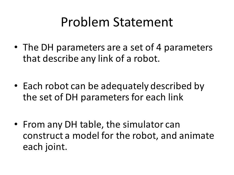 MATLAB Robot Simulator - ppt video online download