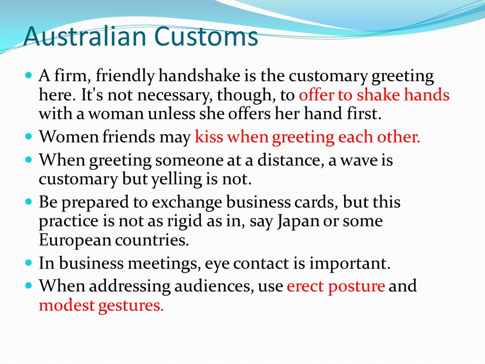 Communicate with customers colleagues from diverse background australian customs m4hsunfo