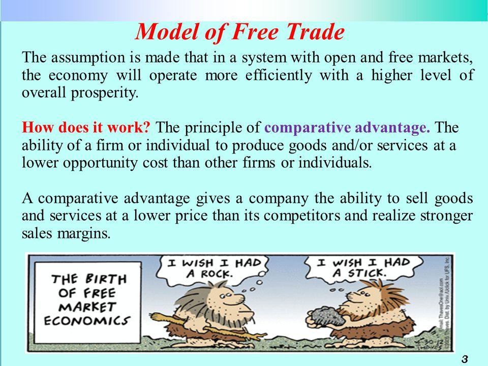 Model Of Free Trade