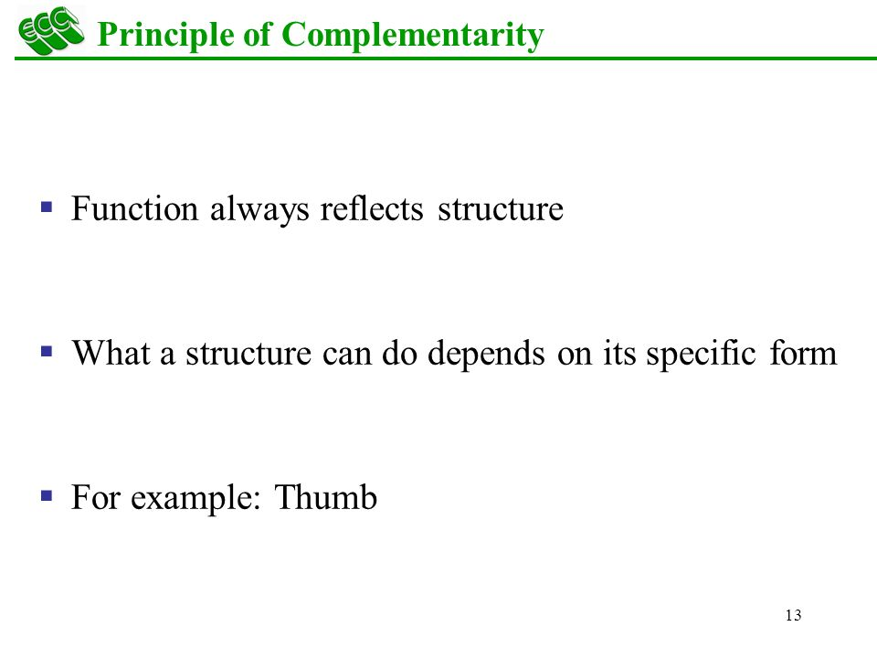 Famoso Principle Of Complementarity Anatomy And Physiology ...