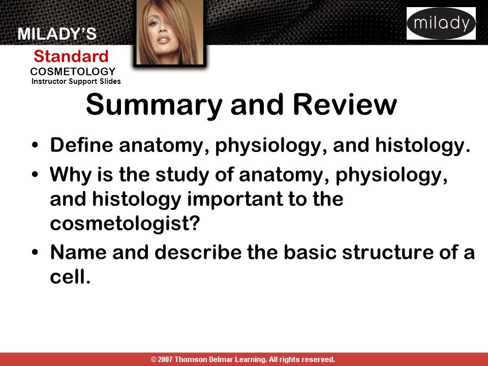 Anatomy and Physiology - ppt download