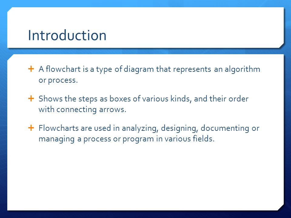 Flow Charts Ppt Video Online Download