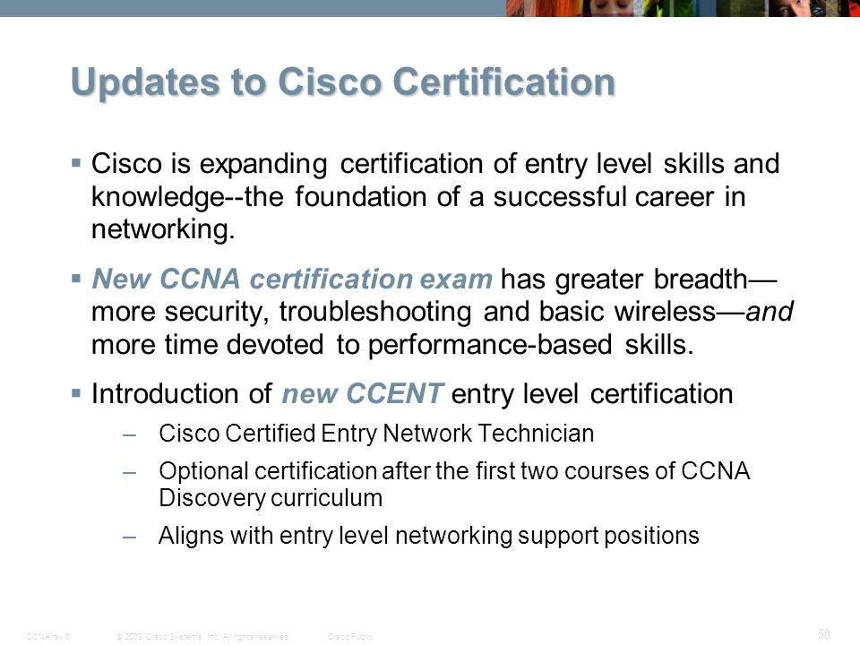 Cisco Networking Academy New CCNA Curricula Exploration - ppt download