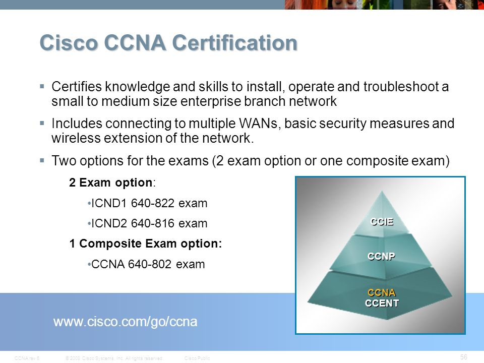 Cisco Networking Academy New Ccna Curricula Exploration Ppt Download