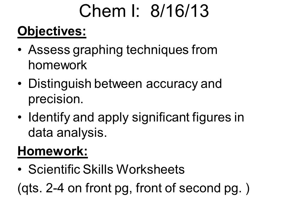 Chemistry I 81213 Objectives Turn Lab Safety Illustration In. Worksheet. Chem Skills Worksheet Significant Figures Calculations At Clickcart.co