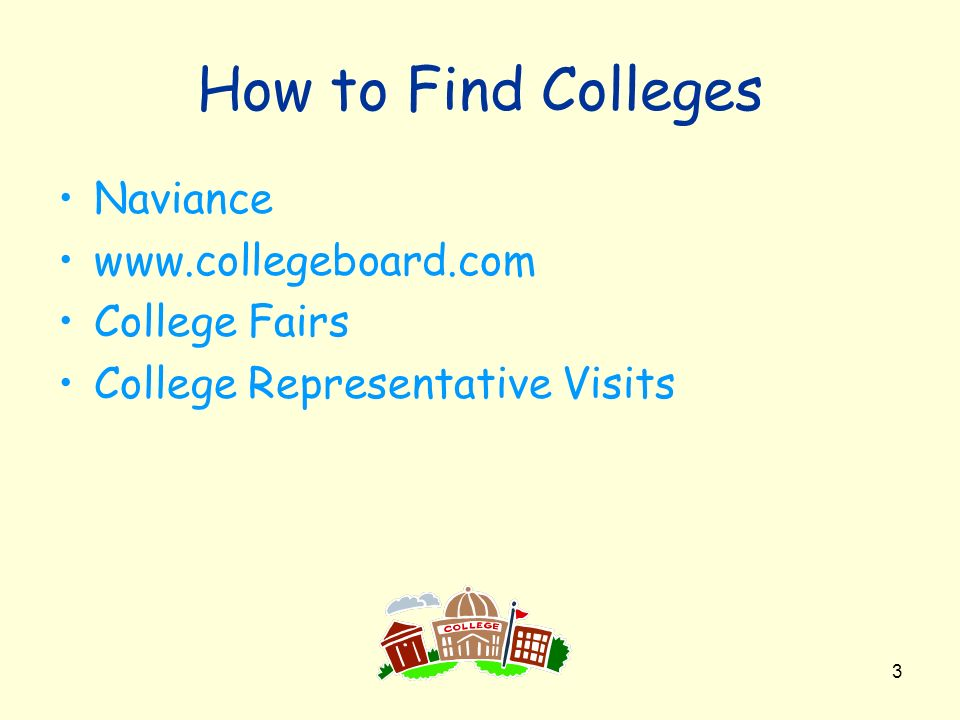 How to Find Colleges Naviance   College Fairs
