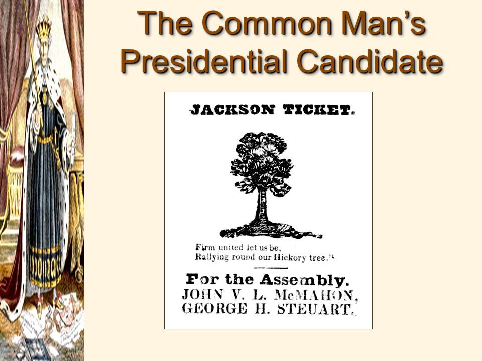 5 The Common Mans Presidential Candidate