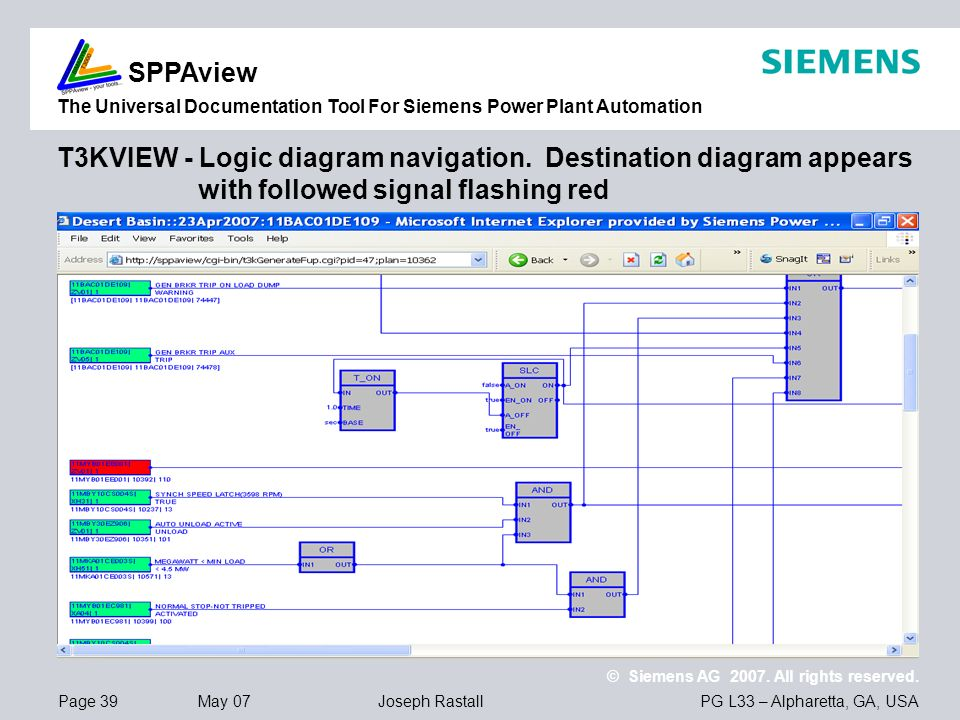 sppaview the universal documentation tool for siemens power plant automation