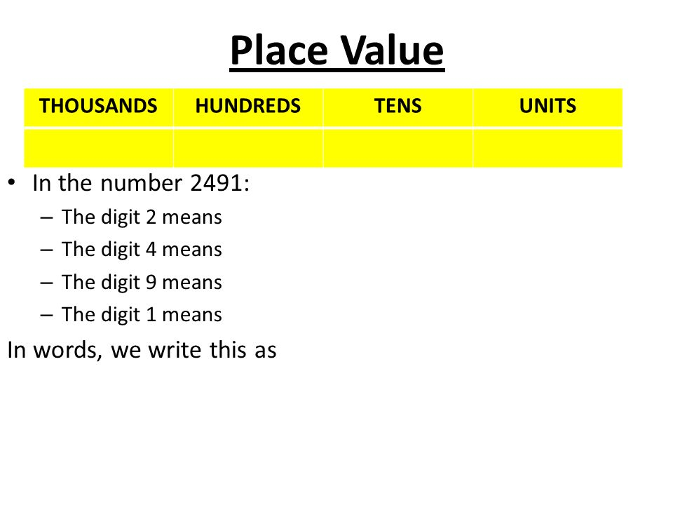 how to write a unit number in the address