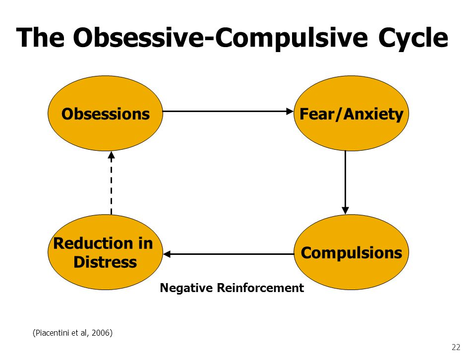 The Obsessive-Compulsive Cycle