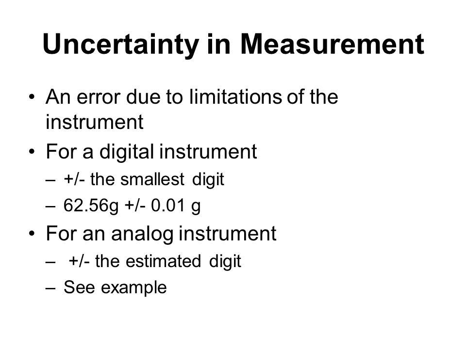 Scientific Measurement Ppt Video Online Download