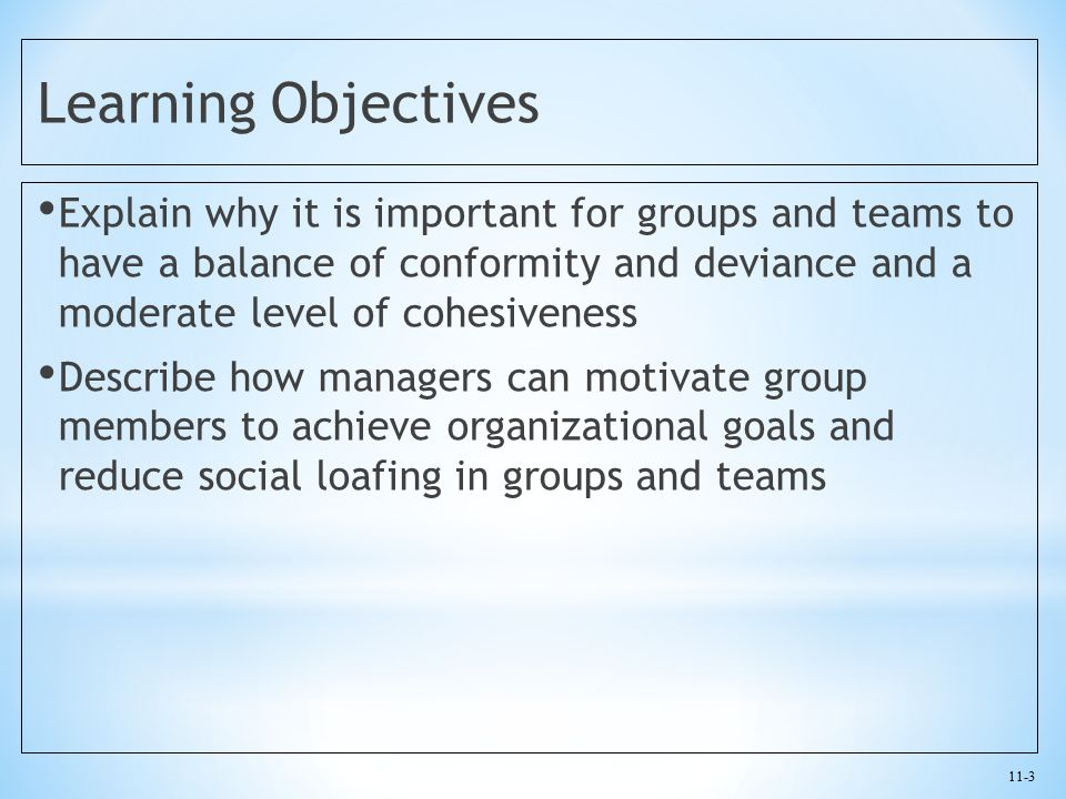 why is team management important