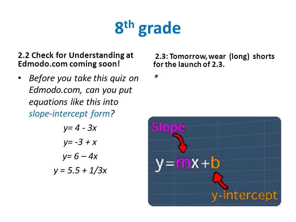 Investigations For 6th 7th And 8th Grades Ppt Video Online Download