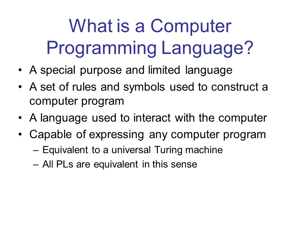 Cmp 131 Introduction To Computer Programming Ppt Video Online Download