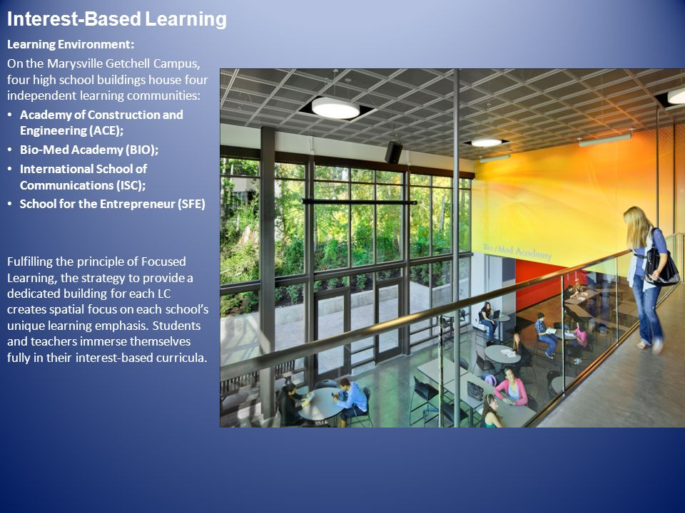 Interest-Based Learning