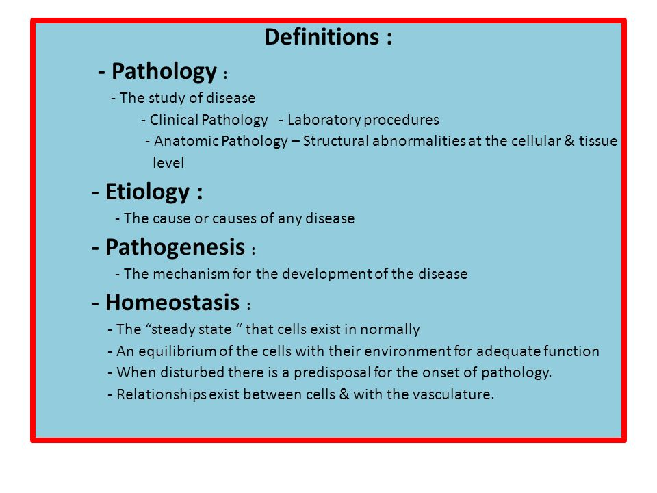 Cellular adaptations to disease/cell injury & Death I - ppt