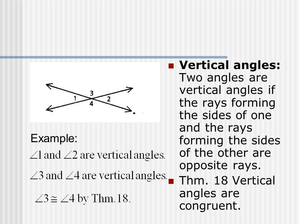 Quiz & worksheet opposite rays in geometry | study. Com.