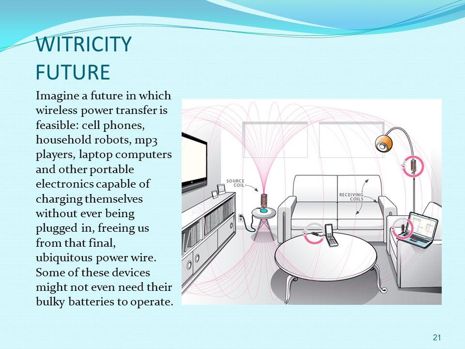 WIRELESS POWER TRANSFER) - ppt video online download
