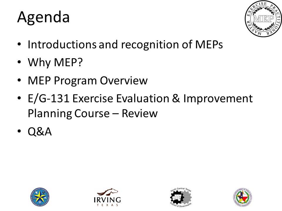 Master Exercise Practioner Workshop - ppt download