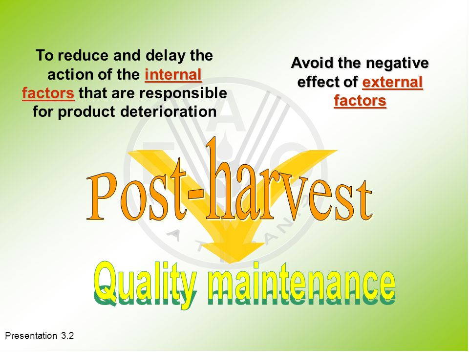 the effect of external factors on The below mentioned article will highlight the factors affecting seed germination some of the important factors are: (1) external factors such as water, oxygen and suitable temperature.