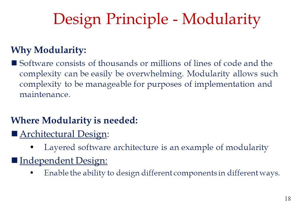 Software Design Fundamentals Design Principles Ppt Video Online Download