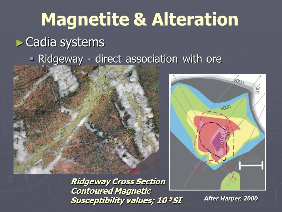 Magnetite & Alteration