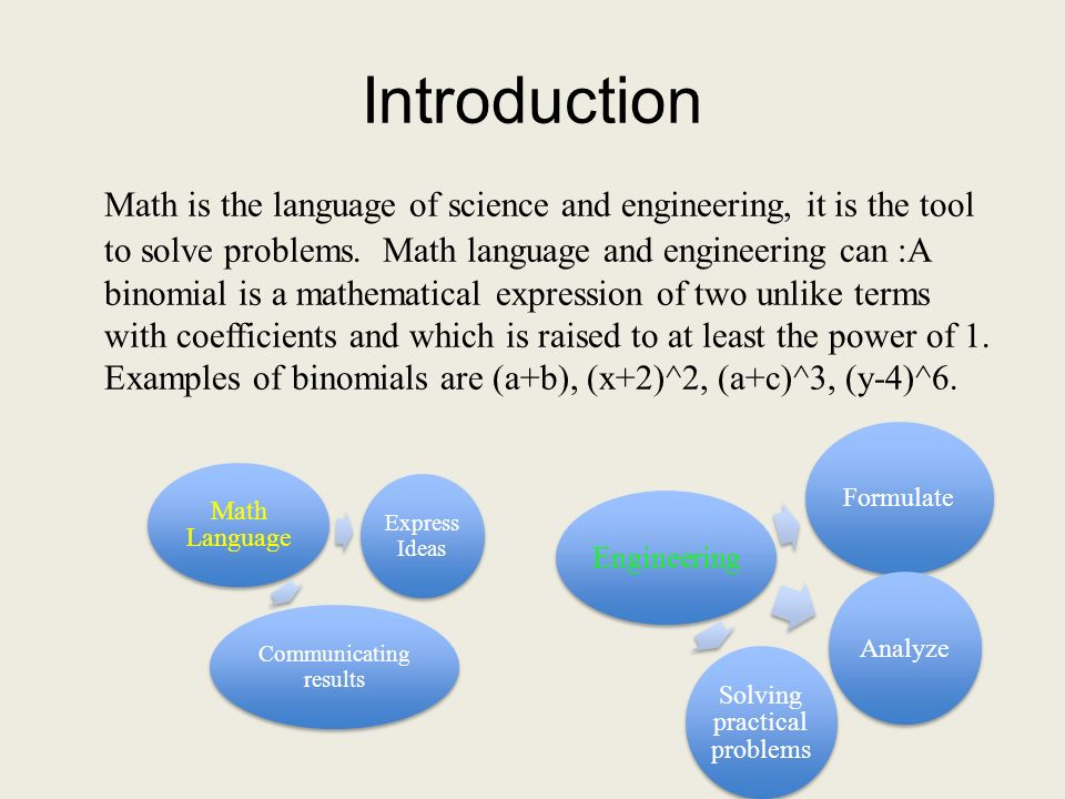 Binomial Expansions-Math Reflection - ppt video online download