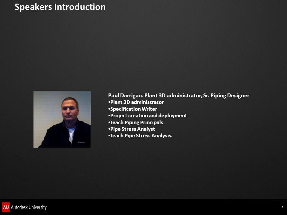 AutoCAD® Plant3D Custom Content & - ppt video online download
