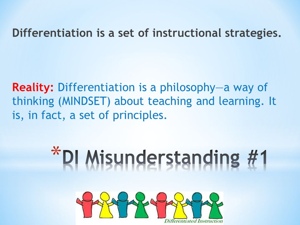Differentiated Instruction Ppt Video Online Download