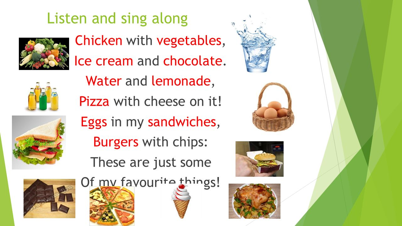 My favourite food  - ppt download