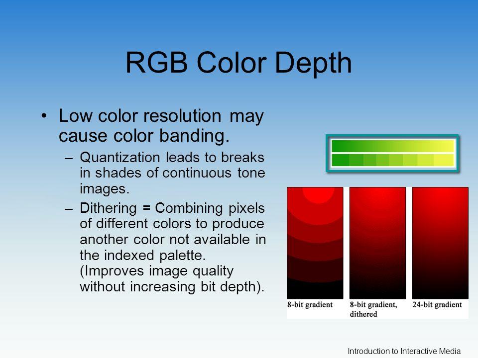 07: Color in Interactive Digital Media - ppt video online download