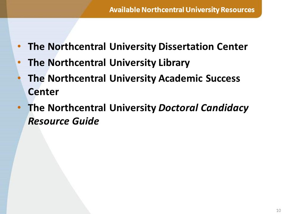 Northcentral University The Graduate School February Ppt Video Online Download Ncu Dissertation Center