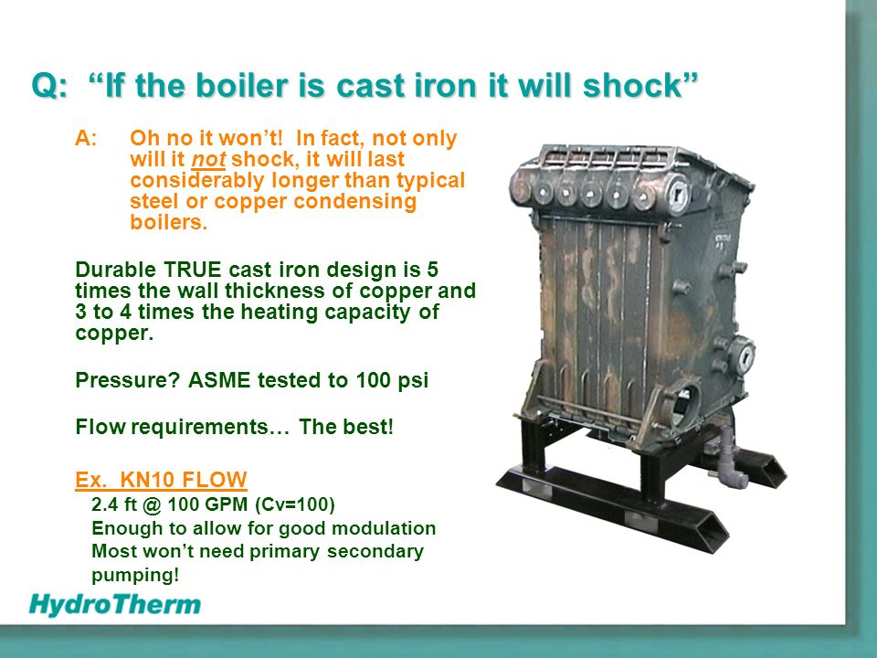 Clearing the Air about the Hydrotherm KN Boiler - ppt video online ...