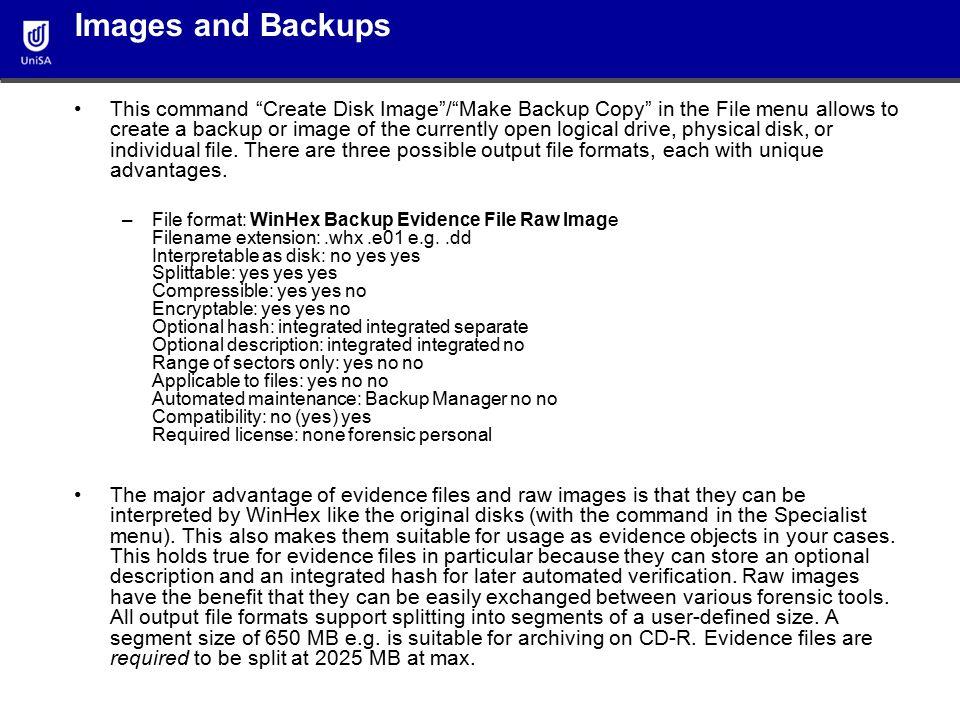 COMP 4027 Using Hex editors  - ppt download