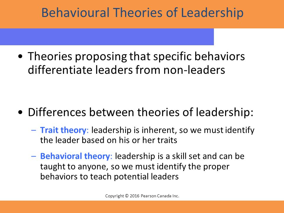 buy online: Trait Theory Of Leadership Ppt