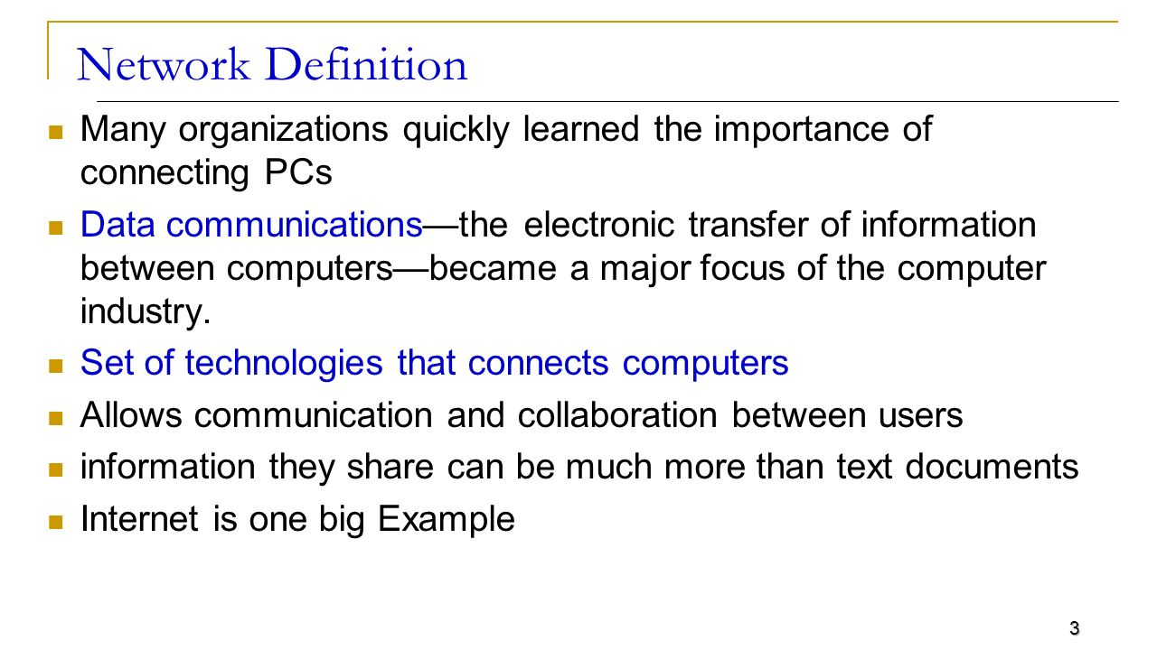 Lecture 18 And 19 Data Communication Networks Ppt Video Online Connect Up To Four Wired Pcs Share Internet Printers Digital Network Definition Many Organizations Quickly Learned The Importance Of Connecting