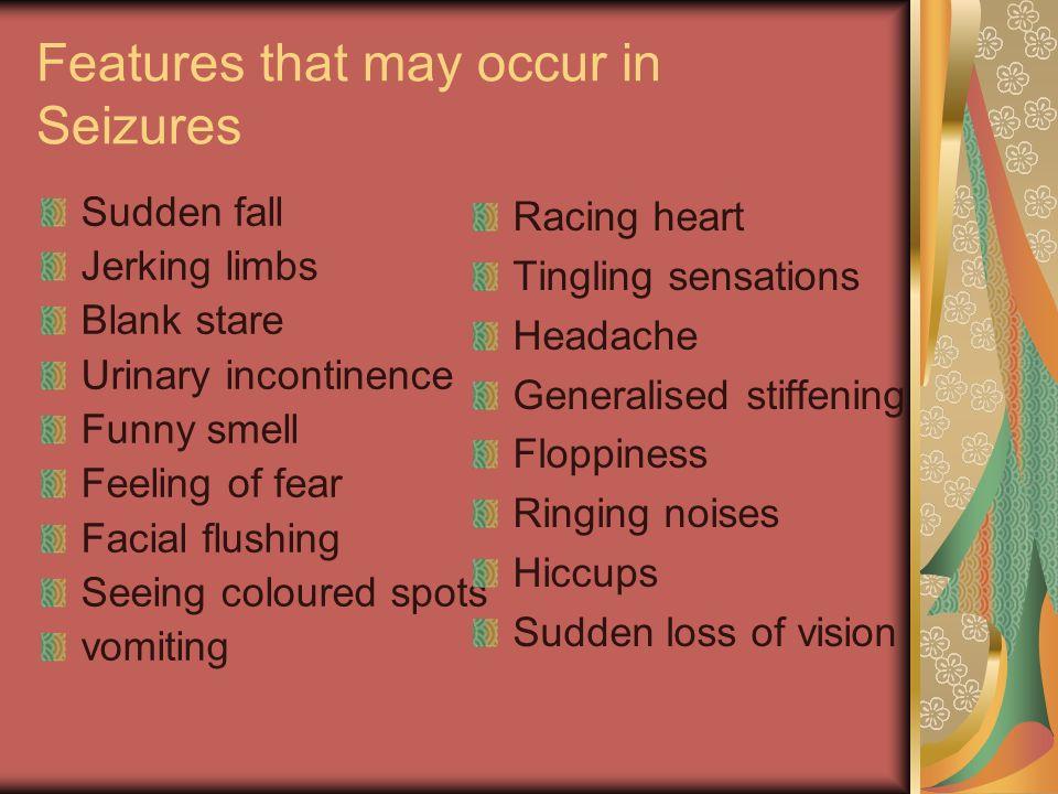 Seizures in Children Dr Penny Mancais Consultant