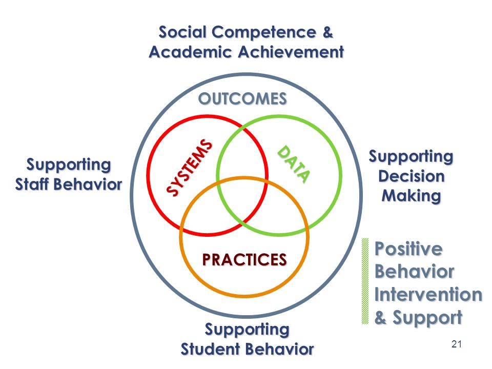 Positive Behavior Intervention & Support Social Competence &