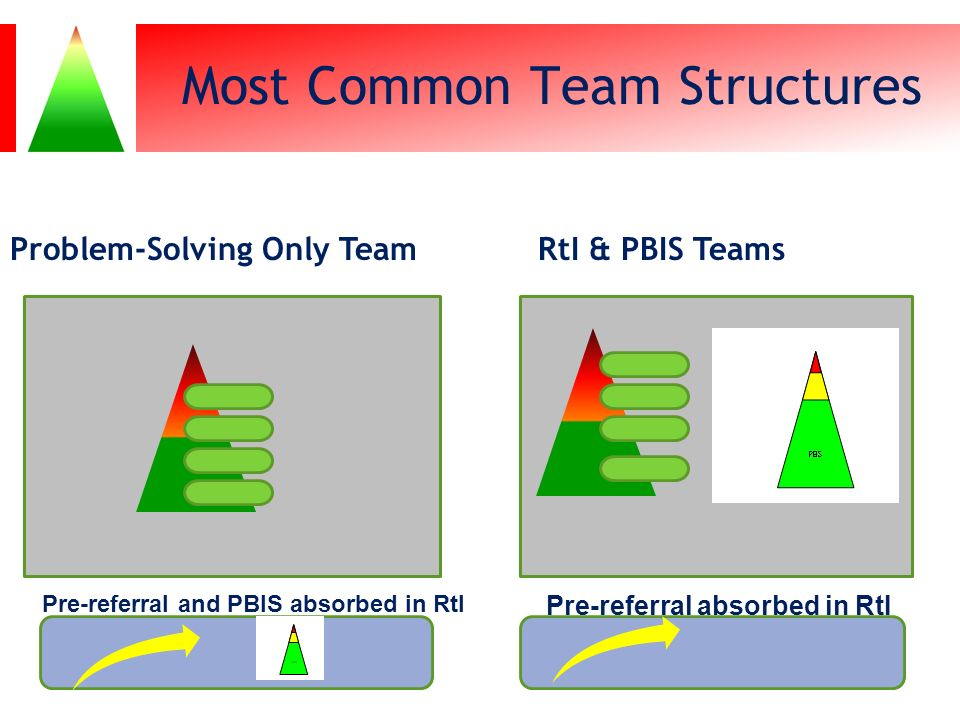 Most Common Team Structures