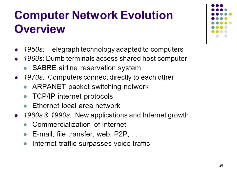 Communication Networks Ppt Download