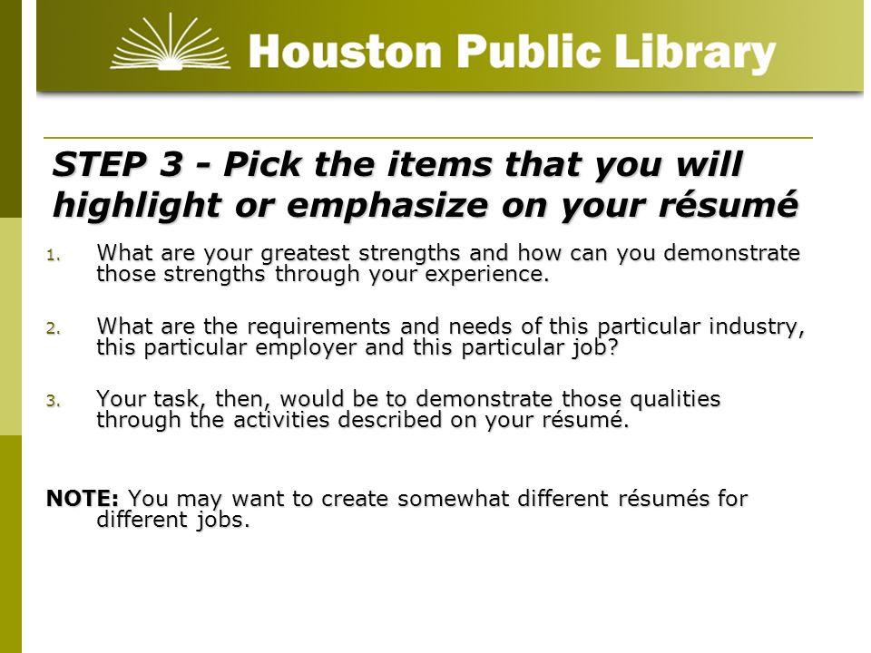 Résumé Writing for beginners  - ppt video online download