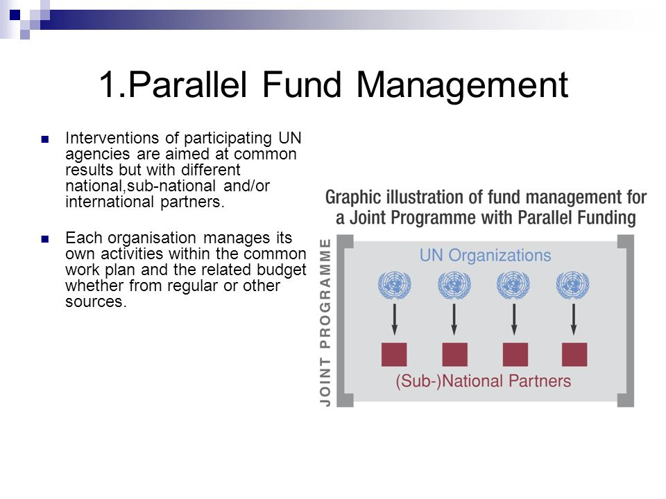 1.Parallel Fund Management