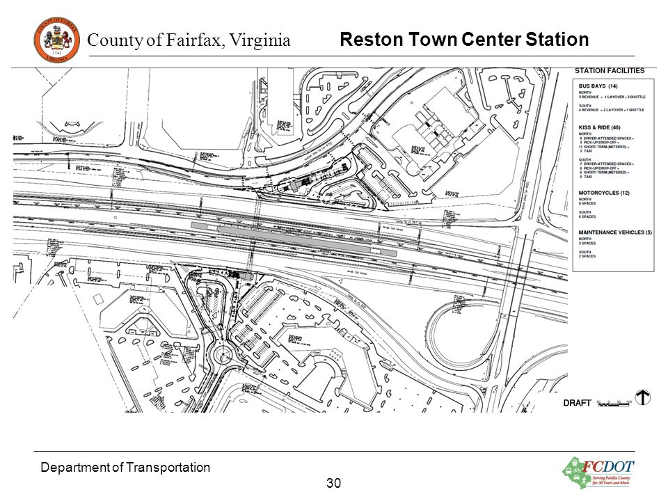 Reston Town Center Station