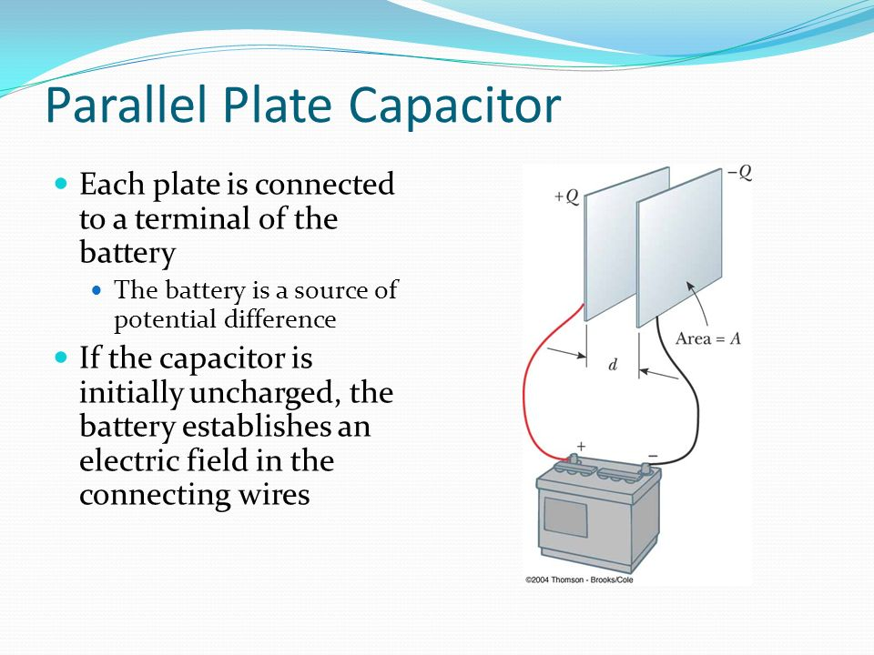 Awesome Capacitance Ppt Video Online Download Wiring 101 Cajosaxxcnl