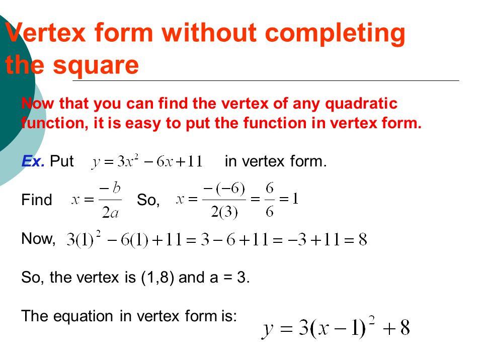 Quadratic Equations Unit 2 English Casbarro Ppt Download