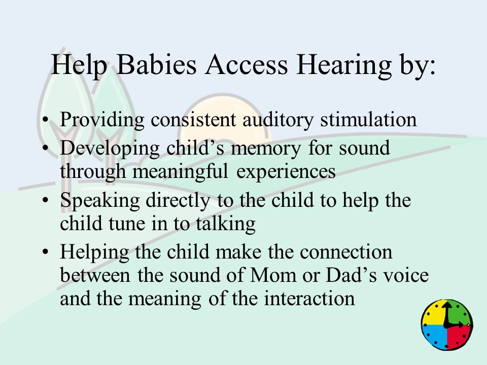 Help Babies Access Hearing by: